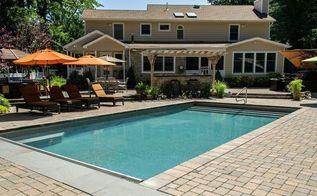 backyard ideas dream amenities, decks, patio, pool designs, Vinyl Pool
