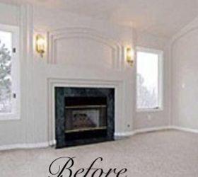Fireplace Redo-Build Your Own Mantel!   Hometalk
