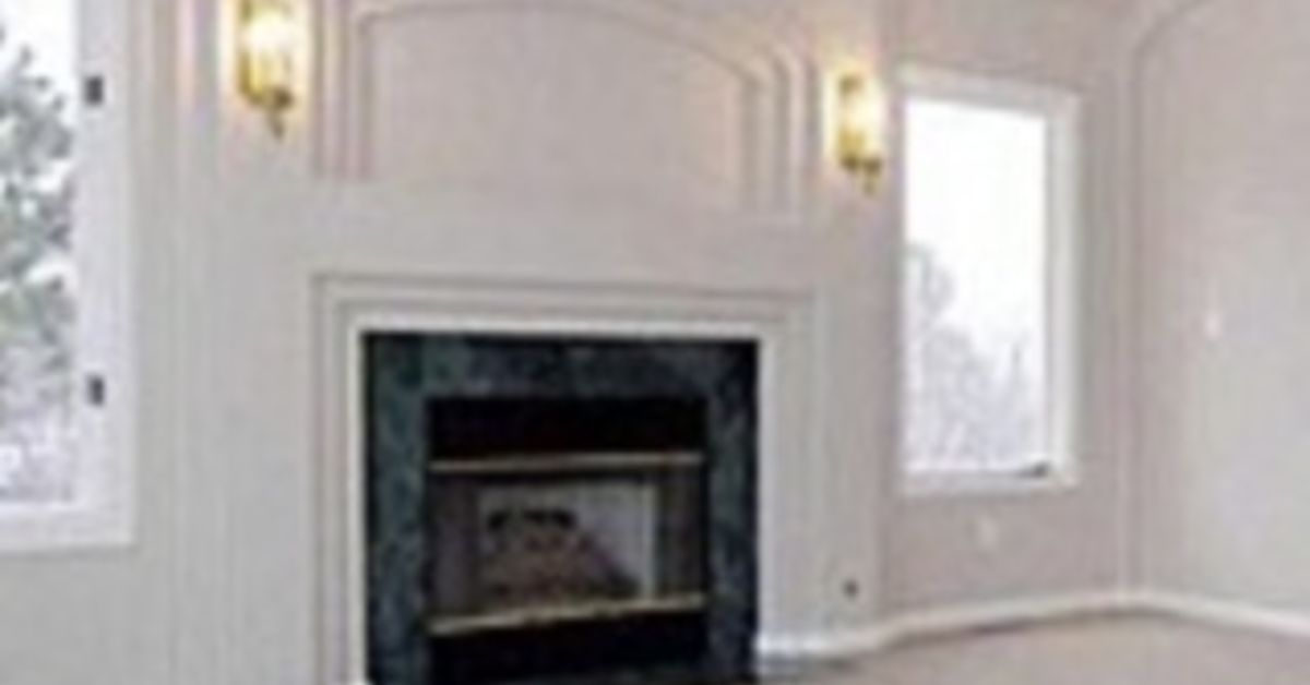 Fireplace Redo Build Your Own Mantel