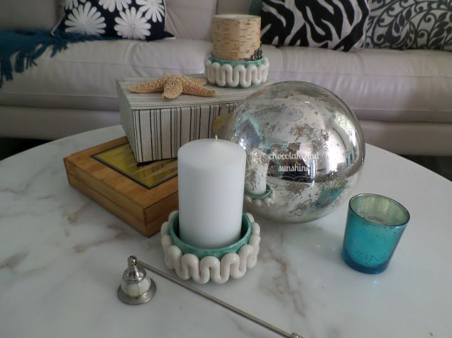 Beach inspired living room update hometalk for Beach themed living room on a budget