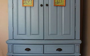 changing table entertainment armoire repurpose, bedroom ideas, painted furniture, repurposing upcycling, storage ideas