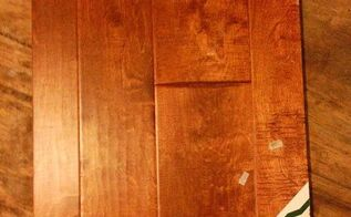 hardwood floors installing wood samples, diy, flooring, hardwood floors, woodworking projects