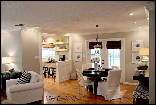 lightened up home reveal  dining room ideas  home decor  kitchen cabinets   kitchen. Lightened Up Home Reveal   Hometalk