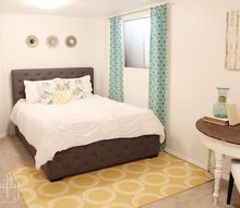 bedroom design ideas bright makeover, bedroom ideas, home decor, wall decor