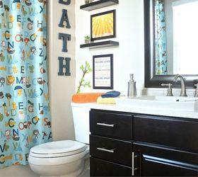 Kids Bathroom Makeover Hometalk