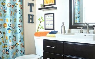 bathroom decorating ideas kids, bathroom ideas, small bathroom ideas, wall decor