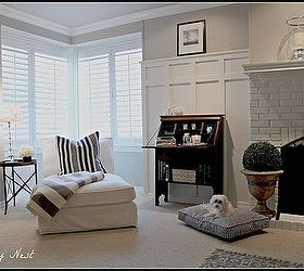 Painting Brick Fireplace White Hometalk