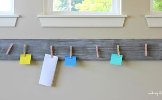 diy weekly calendar board, crafts, wall decor, woodworking projects