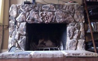my fireplace needs help, fireplaces mantels