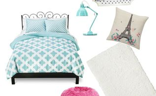 dorm decor inspiration back to school, bedroom ideas