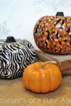 halloween fun easy duct tape pumpkins, crafts, halloween decorations, home decor