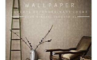 wallpaper inspiration textured wood, home decor, wall decor