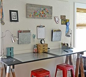 Diy Sawhorse Desk, Bedroom Ideas, Diy, How To, Woodworking Projects Part 88