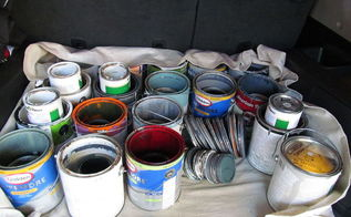 tips for proper paint storage disposal recycling, painting, storage ideas