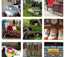 21 fun ways to sit under the sun, outdoor furniture, outdoor living