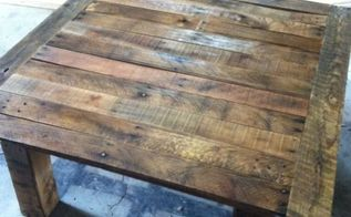 pallet coffee table, diy, painted furniture, pallet, repurposing upcycling, woodworking projects