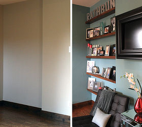 Wall Art Floating Shelves Personalize, Home Decor, Living Room Ideas,  Shelving Ideas,