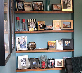Wall Art Floating Shelves Personalize, Home Decor, Living Room Ideas,  Shelving Ideas,