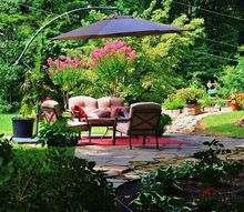 gardening backyard home whimsical tour, flowers, gardening, landscape, outdoor furniture, outdoor living, patio, porches
