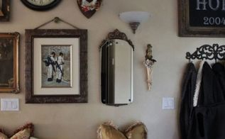 features from the past, home decor, seasonal holiday decor