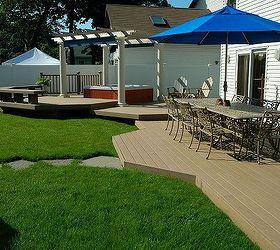 Backyard transformation on a budget Hometalk