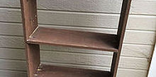 pallets bookshelf salvage redo wood, diy, painted furniture, pallet, rustic furniture, shelving ideas, woodworking projects