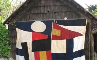 nautical signal flags decorating theme, home decor