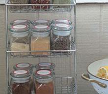 organizing spices pantry, organizing