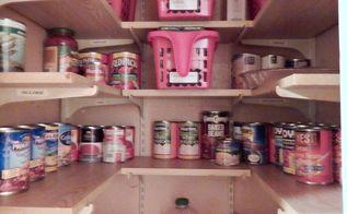 organizing pantry baskets dollar store, closet, kitchen design, organizing, storage ideas