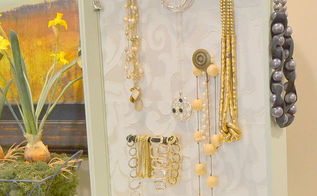 want to make use of an old drawer turn it into a jewelry holder, organizing, repurposing upcycling