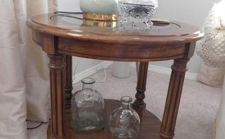 q painted furniture wood debate, painted furniture, Original wood finish