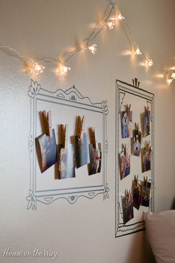 Wall Decals For The No Nails In The Wall Problem Hometalk
