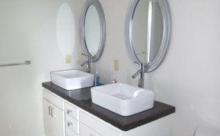 master bathroom remodel before after, bathroom ideas, home improvement