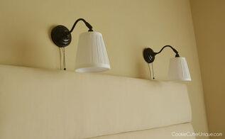 Ikea Lamp Hack With Maps  Hometalk
