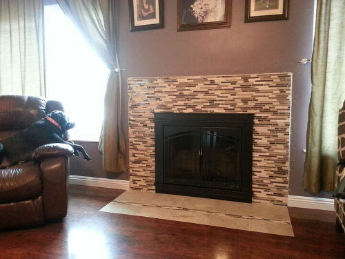Gas Fireplace Renovations : Want to put gas insert into wood burning fireplace hometalk