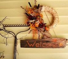wreath fall straw burlap, crafts, seasonal holiday decor, wreaths