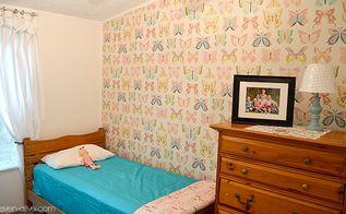 baby girl room to big girl room, bedroom ideas, wall decor