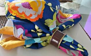 diy cloth napkins, crafts
