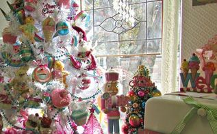 home decor blue inspiration, christmas decorations, home decor, seasonal holiday decor