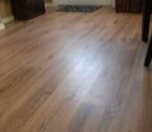 q floors are looking dingy, flooring, home maintenance repairs, My dingy floors