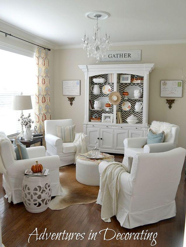 Chic living room makeover hometalk for Reasonably priced living room furniture