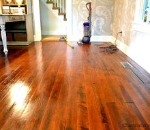 how to quickshine shine dull floors, cleaning tips, flooring, hardwood floors