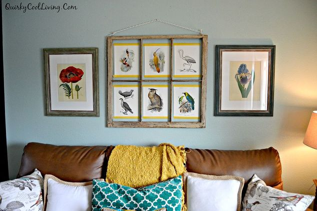 wall art repurposed window frame home decor living room ideas repurposing upcycling