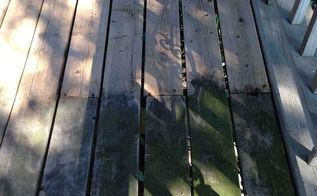 deck cleaning, cleaning tips, decks, home maintenance repairs, It works