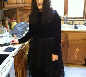 Excuse The Witch, I Had Just Done My Sisteru0027s Halloween Makeup In This  Picture,
