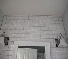 bathroom ideas lighting installing wall sconces, bathroom ideas, diy, electrical, lighting