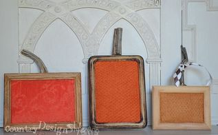crafts fall decor pumpkins frames, crafts, repurposing upcycling, seasonal holiday decor