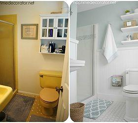 Master Bathroom Before And After Master Bathroom Clean U0026 Fresh Makeover |  Hometalk