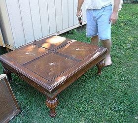 Repurposed Coffee TableHometalk