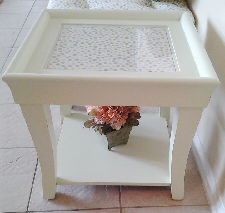 End tables coffee table makeover hometalk Eclectic coffee table makeovers